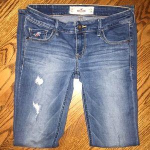 HOLLISTER - Skinny Jeans